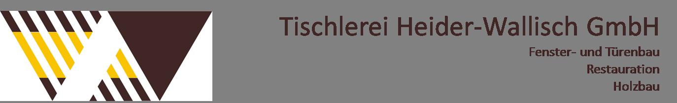 Tischlerei-Heider-Wallisch